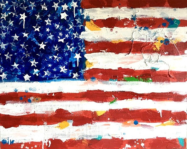 COLORFUL AMERICA - SOLD -