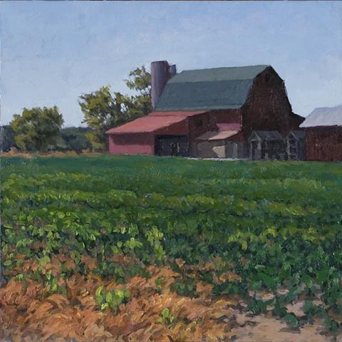 Barn on Wheeler Road