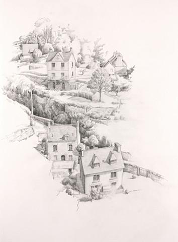 Léhon Houses