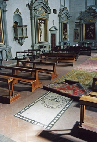 Floor Panel, San Niccolo, Florence