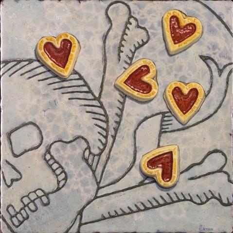 Skull & Hearts