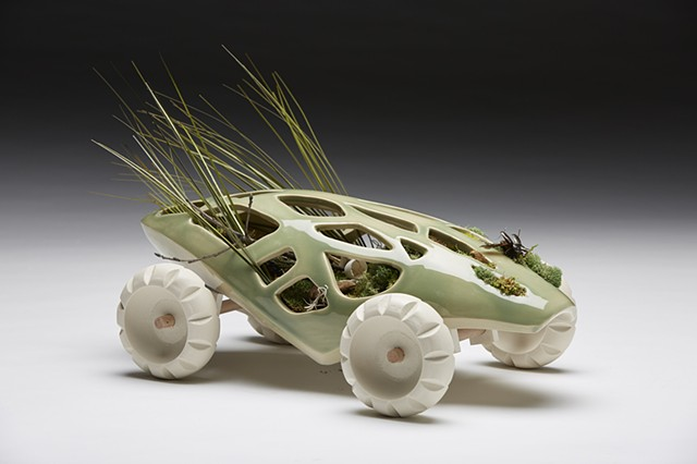 eco ceramic robot