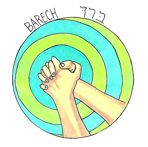 Barech- Say grace after the meal