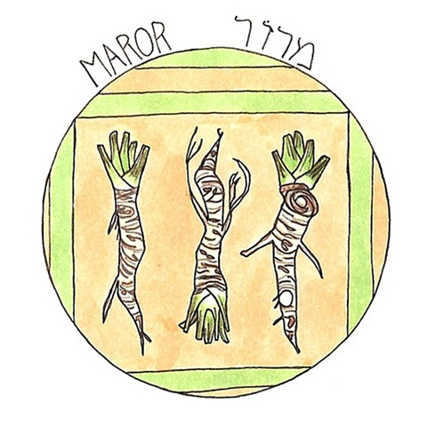 Passover Illustrations