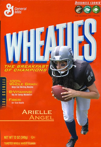 Wheaties Box