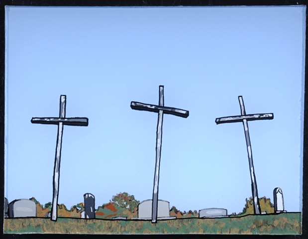 Crosses, Mill Spring