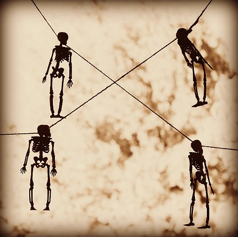 Skeleton String