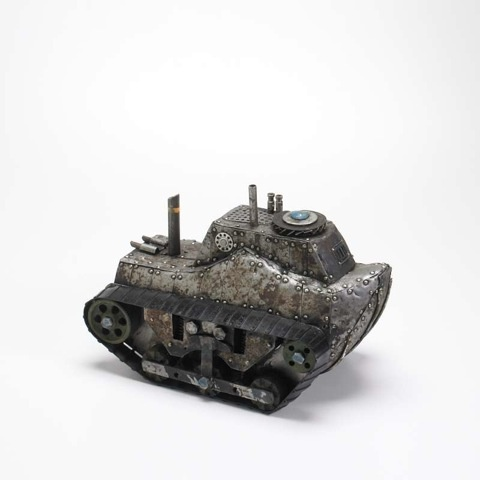 """Tank IV (Schlepper)"" SOLD"