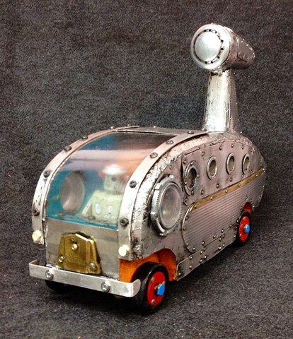 Robot Bus - SOLD
