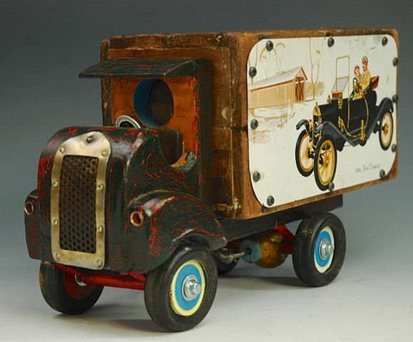 Ford Company Truck - SOLD