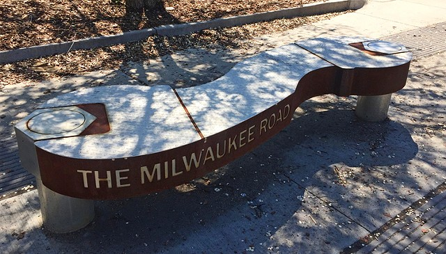 The Milwaukee Road Wrench Bench