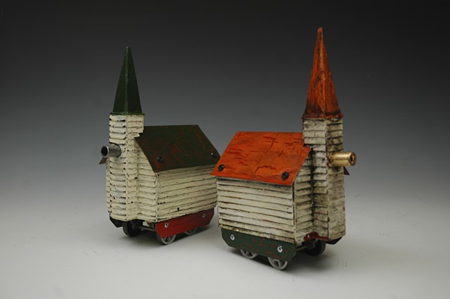 """Pawns (Church Series)"" SOLD"