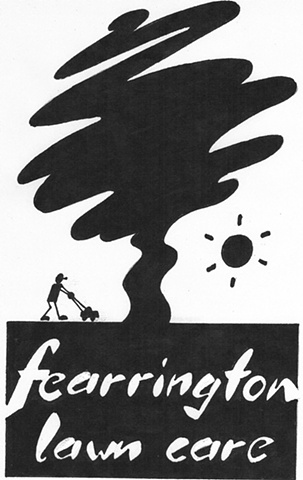 Fearrington Lawn Care Logo