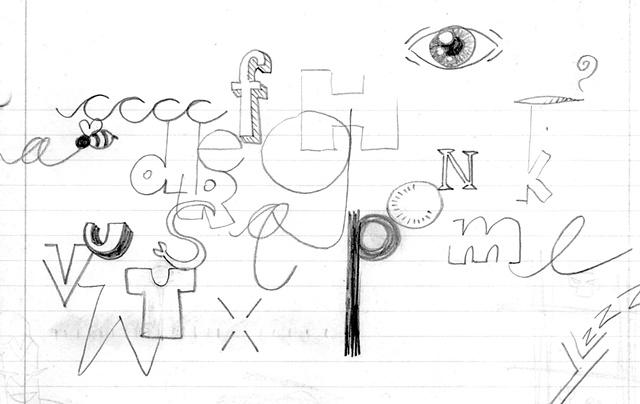 Alphabet Lesson #1