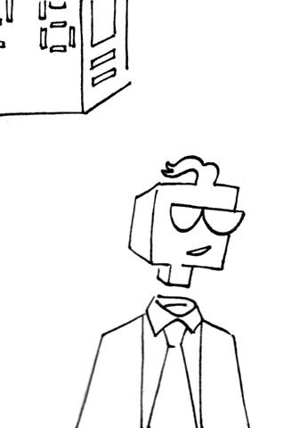 Coach Gut is a Robot