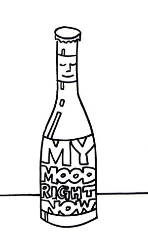 My Mood Right Now, Bottled