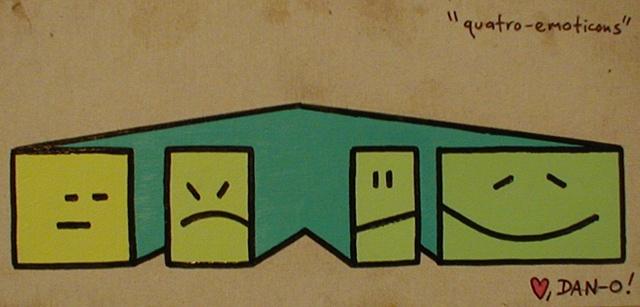 Quatro Emoticons