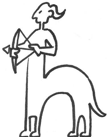 h = centaur