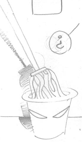 Evil Mop Bucket