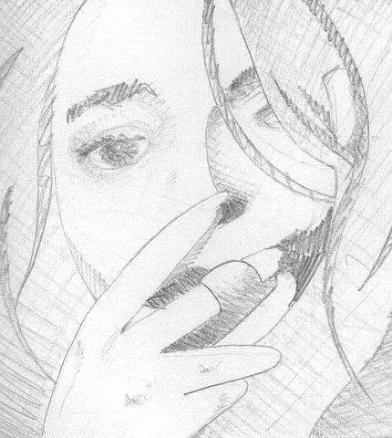 Portrait of Suzanne Vega