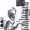 Self-Portrait with Grocery List