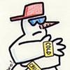 Fros-T the Hip-Hop Snowman