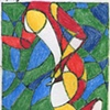 Stained Glass Nudes