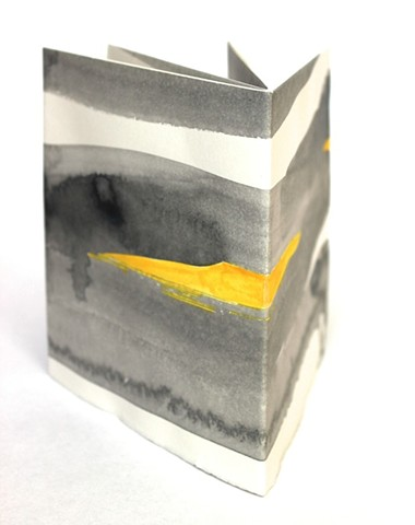 Yellow Gray Streak