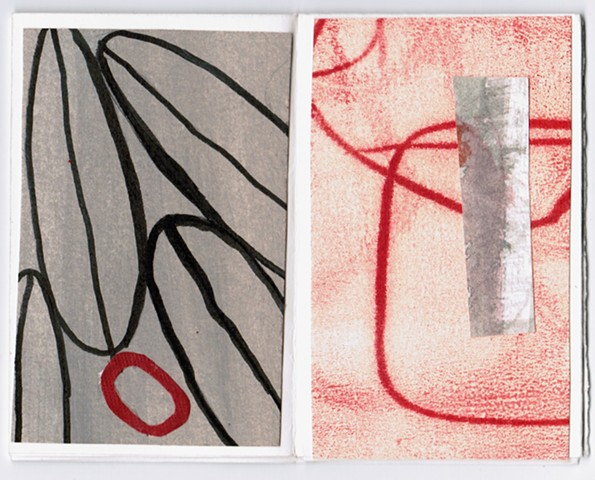 Red Gray Covers