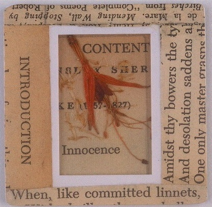 Pocket Book of Verse Detail: Innocence