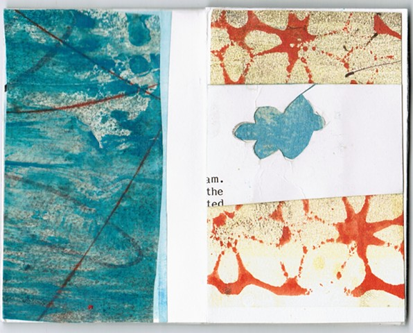 Feeling Blue? Pages 2-3