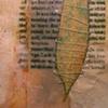 In The Tide Way Detail: Eucalyptus Leaf