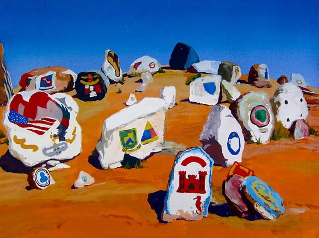 NTC (Painted Rocks 2)