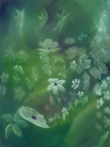 I Dreamt of Flowers, Green