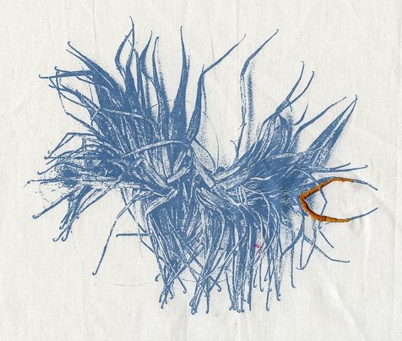 Blue Burr
