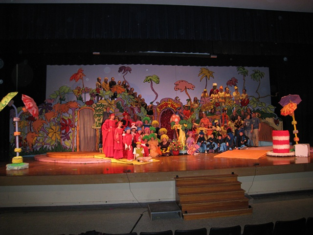 Seussical, Ordean Middle School
