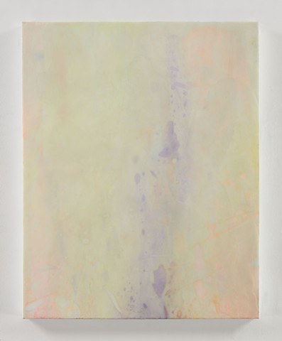 Untitled (Bruise Painting)