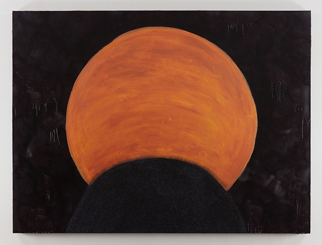 Untitled (Black Sun)