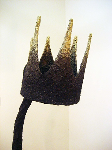 Dirt Crown (detail)