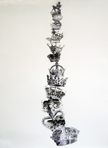 Crown Stack (What Goes Up)