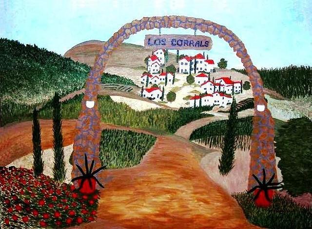 LOS CORRALS-TUSCAN