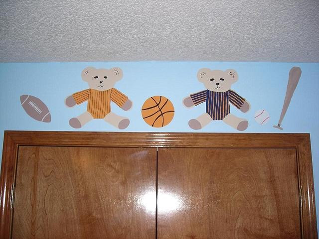 Baby Room Wall