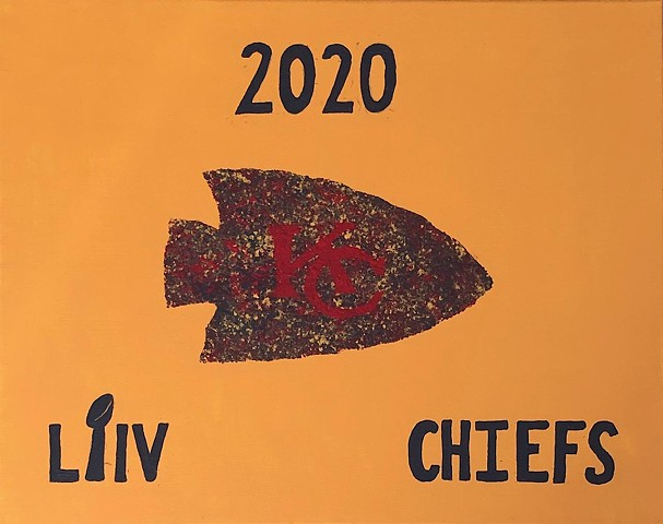 CHIEFS ARROW HEAD