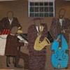 Jazz Basement Wall