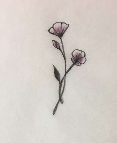 Tiny Flowers (sketch)