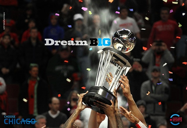 Big Ten Champs