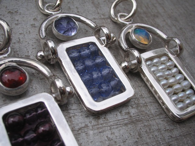 New hinged pendants for 2015!