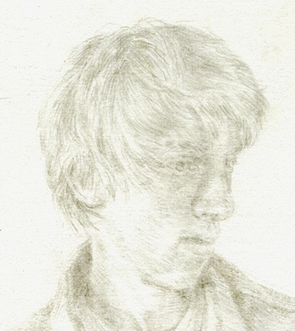 Nate in Silver (detail)