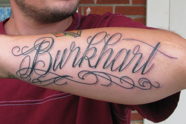 Burkhart on Mike