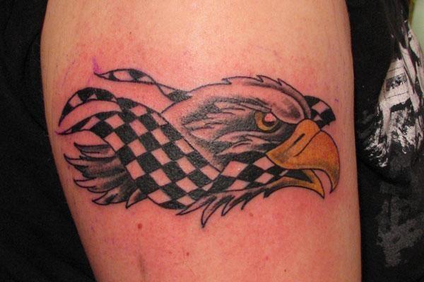 Eagle Flag